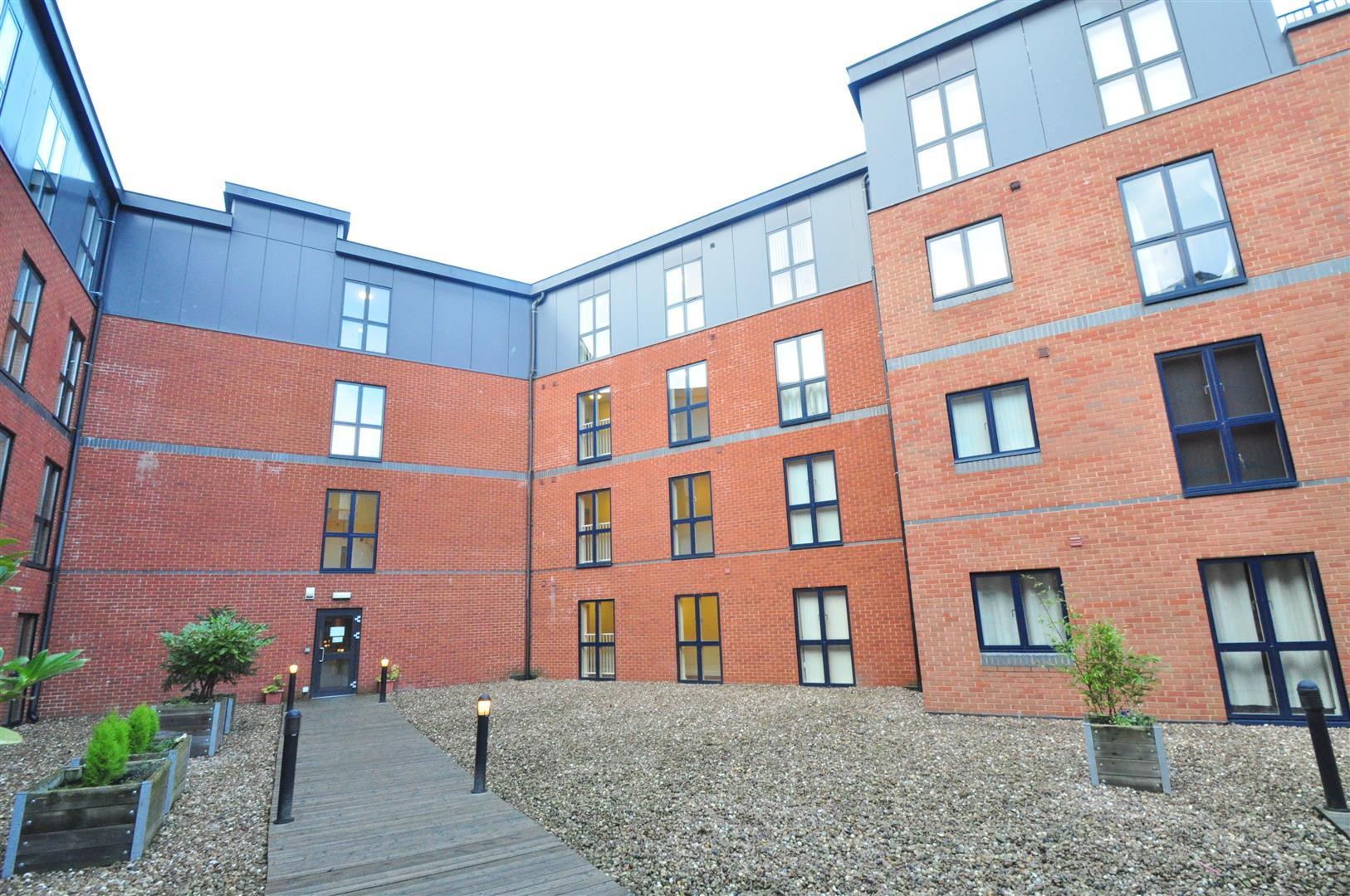 1 Bedroom Flat for rent in Newport Street, Worcester